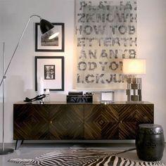 Sideboard 09014 - contemporary - living room - philadelphia - usona
