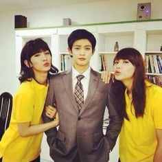 ️Key and Taemin as girls