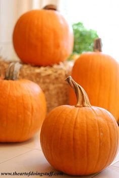 Step by Step with Pictures: How to get the pumpkin out of the pumpkin :)  prepping cooking and baking into something scrumptious