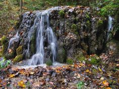Teplické serpentíny 15 - Majtán Robo Waterfall, Outdoor, Outdoors, Waterfalls, Outdoor Games, The Great Outdoors