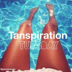 Tanspiration Tuesday! #tanspirationtuesday #taninspo #thosepins Airbrush Tanning, Tuesday
