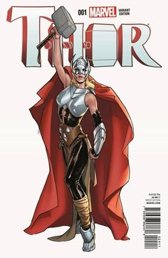 PREVIEW THOR # 1