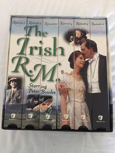 The Irish R.M. - Series 1 (VHS, 1998, 6-Tape Set)  | eBay