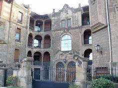 Edificio Bidearte, en Las Arenas (Getxo). Autor: Zarateman