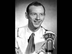 HANK SNOW - I'M MOVIN' ON  ... Love this...reminds me of dad.