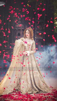 This Photographer wast so Creative I love this work Pakistani Bridal Makeup, Bridal Mehndi Dresses, Pakistani Wedding Outfits, Bridal Dress Design, Wedding Dresses For Girls, Bridal Outfits, Bridal Lehenga, Pakistani Dresses, Indian Bridal