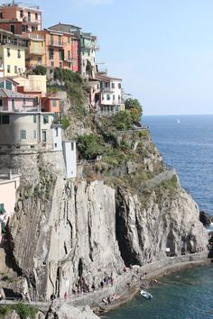 Cinque Terre, Italy - Europe travels photo journal