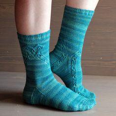 Ravelry: Socktopod Socks pattern by Cookie A
