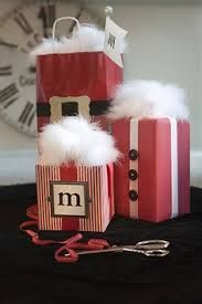 cute christmas wrapping ideas