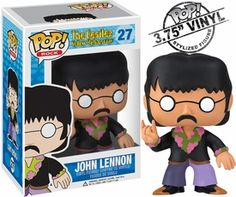 The Beatles Vinyl Figure John Lennon