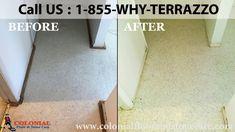 Terrazzo Floor Polishing Service Near Miami