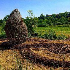 #pnturismo_picsoftheweek Land Art a Pordenone
