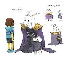 Long live King Asriel