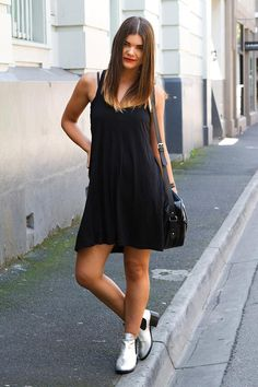 A Little Black Dress is an important wardrobe staple for all seasons.