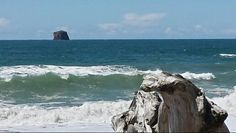 Rialto beach Washington state.  Pacific Ocean beauty once you drive thru Olympic national park.