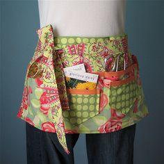 love garden or craft apron