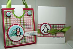 Card Purse   by Jodi Collins  Slip a few cards and envelopes into this purse for a quick and personal gift