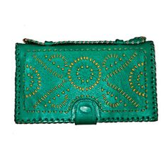 Thoughts?  Comes in lots of colors retails for $160...  Mexicana Clutch - Cleobella