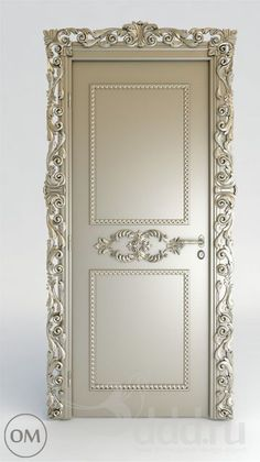 """OM"" Paolo Lucchetta / art94 porta singola 3dsMax 2010 + fbx (Vray) : Окна и двери : Файлы : 3D модели, уроки, текстуры, 3d max, Vray"