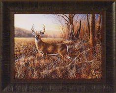 Bluff Country Buck by Jim Hansel 17x21 Whitetail Deer Framed Art Print Wall Décor Picture Home Cabin Décor,http://www.amazon.com/dp/B00BWSS4G6/ref=cm_sw_r_pi_dp_6FAVsb06W2K2R00E