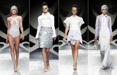 Milda Cergelyte. Say hello to taking risks. #interview #fashion #designer #baltic #industryfiles