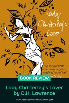 Lady Chatterley's Lover was originally published in Italy in 1928, but the full text wasn't available in other parts of the world until much later. In 1960, Penguin was actually prosecuted under the Obscene Publications Act for trying to publish the unexpurgated version… D H Lawrence, Sexless Marriage, Degrees Of Freedom, Amazon Reviews, Sex And Love, Classic Books, Baby Daddy, Book Review, Penguin