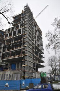 Budowa siedziby Urzędu Marszałkowskiego woj. wielkopolskiego