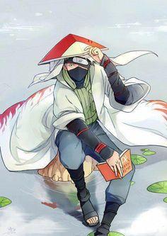 Kakashi Hatake from Naruto Kakashi Hokage, Naruto Uzumaki, Anime Naruto, Boruto, Gaara, Hinata, Kakashi And Obito, Sarada Uchiha, Sasuke Sakura