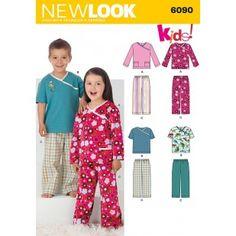 6090 - Children - New Look Patterns