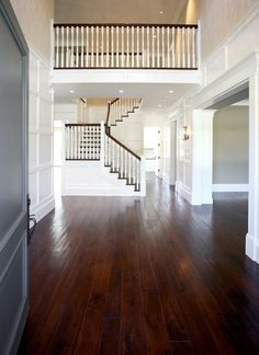 One thing is for certain, I WILL have hardwood floors in my house! :)