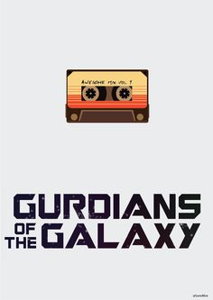 Guardians of the Galaxy by Creator Zi Wei Koh