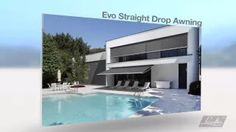 Luxaflex Australia energy efficient Evo Awnings.