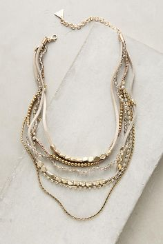 Mikao Collar Necklace