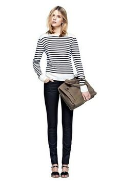 Filippa K Merino Wool Striped Sweater