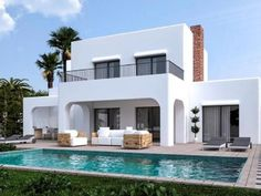 imagenes casas estilo ibiza buscar con google