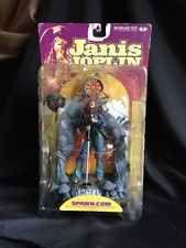 Janis Joplin Super Stage Figure - McFarlane Toys New In Box