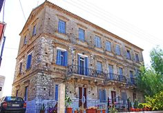 GREECE CHANNEL | old stone built house, lefkimi, corfu island | Flickr - Photo Sharing!