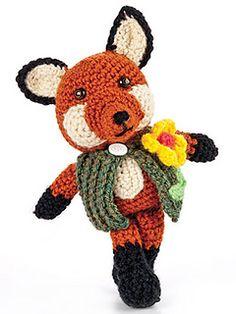 Learn to Crochet Amigurumi Online Course - Mr Fox Knit Or Crochet, Crochet Gifts, Learn To Crochet, Crochet Baby, Crocheted Toys, Crochet Patterns For Beginners, Easy Crochet Patterns, Amigurumi Patterns, Crochet Ideas