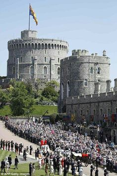 Daily Mail, Getty Images Windsor Castle