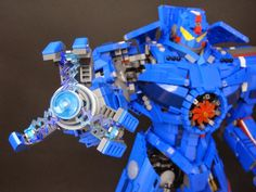 MECHA GUY: Pacific Rim LEGO: Gypsy Danger