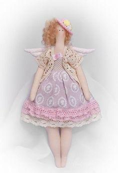Интерьерные куклы Алёны Бабак. Куклы Тильда. | ВКонтакте