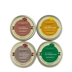 Heavenly Tea Leaves Tea Sampler, Herbal, 4 Count   Jet.com
