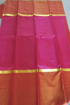 Kanchipuram soft silk