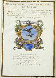 Emblem Book - Medieval & Renaissance Manuscripts Online - The Morgan Library & Museum
