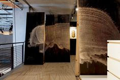 """Wood: the cyclical nature of materials, sites, and ideas"", Het Nieuwe Instituut, Rotterdam"