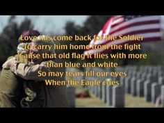 The Eagle Cried ~ Vietnam Veterans Tribute  We were treated like scum when we returned from doing out duty for our nation.  Thank you to all of those that now show respect to all our soldiers.