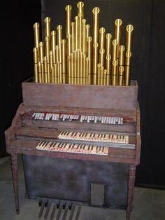 Static: Haunted Pipe Organ