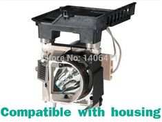 Hally&Son Free shipping Compatible projector lamp for use in NP19LP 60003129 NP-U250X