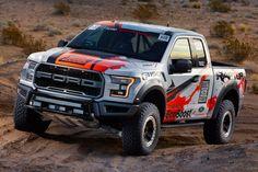 2017 Raptor is ready for a desert race