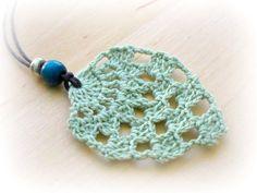 necklace #crochet